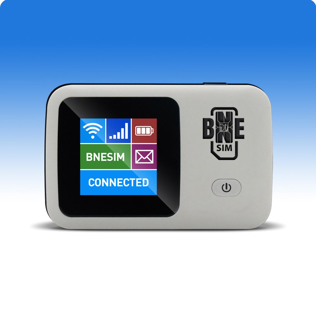 Bnesim Ultra Fast 4g Lte Portable Mobile Wi Fi Hotspot