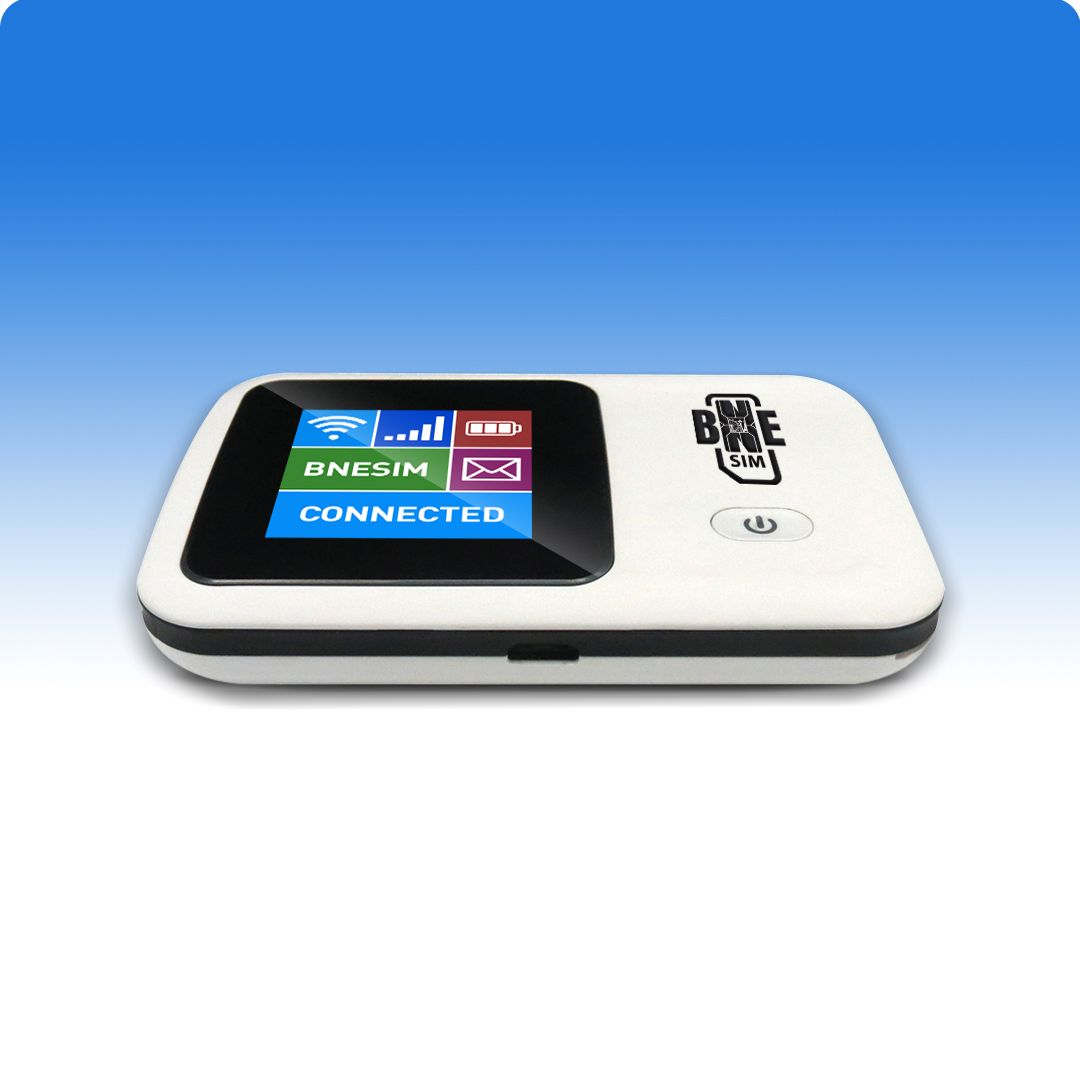 bnesim ultra fast 4g lte portable mobile wi fi hotspot. Black Bedroom Furniture Sets. Home Design Ideas