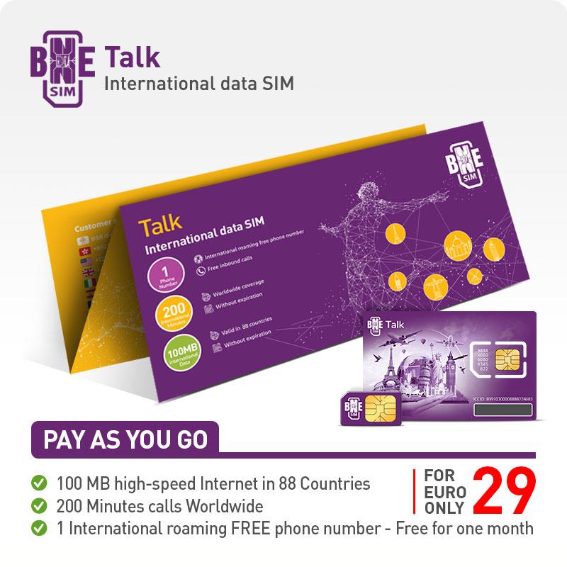 BNESIM Talk: 200 international minutes