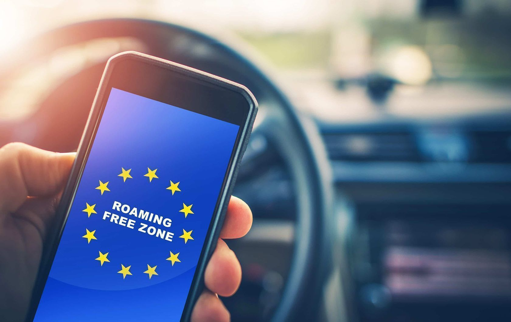 Are all phone companies offering this? Yes. It's an EU regulation, so they have no choice when it comes to ditching EU mobile roaming charges.