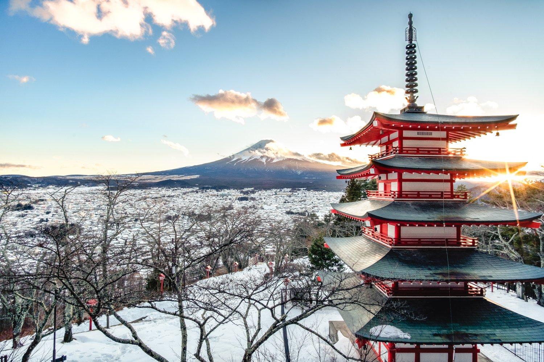 Best Tokyo Island