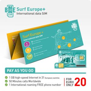 BNESIM Surf Europe +