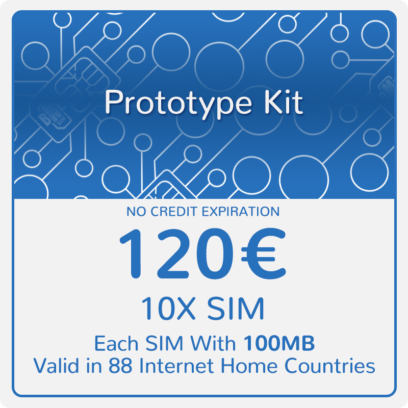 BNESIM IoT Prototype Kit