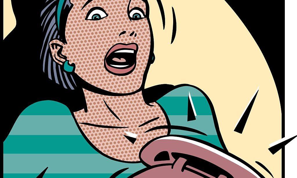 Phone Ringing Phobia