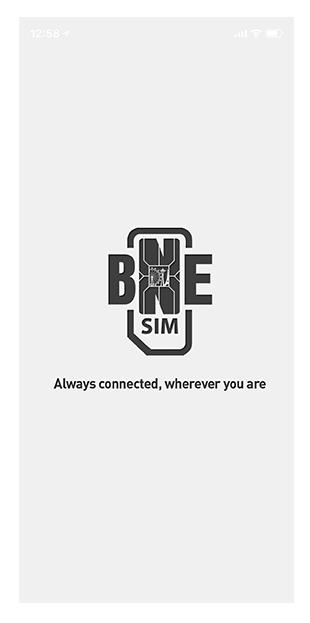 BNESIM App - the best virtual SIM Card - BNESIM