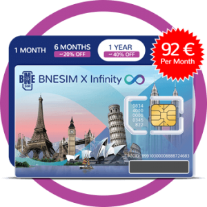 BNESIM X Infinity Offer