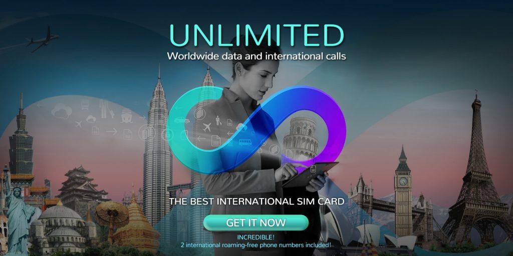 international sim card unlimited data