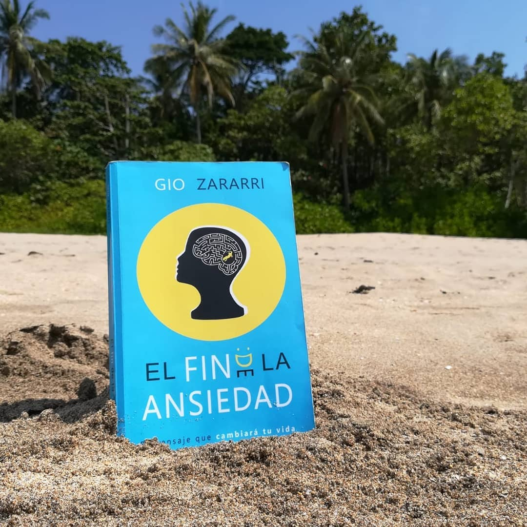 Descubre el fin de la ansiedad, el libro más vendido para combatir y  convivir… - BNESIM