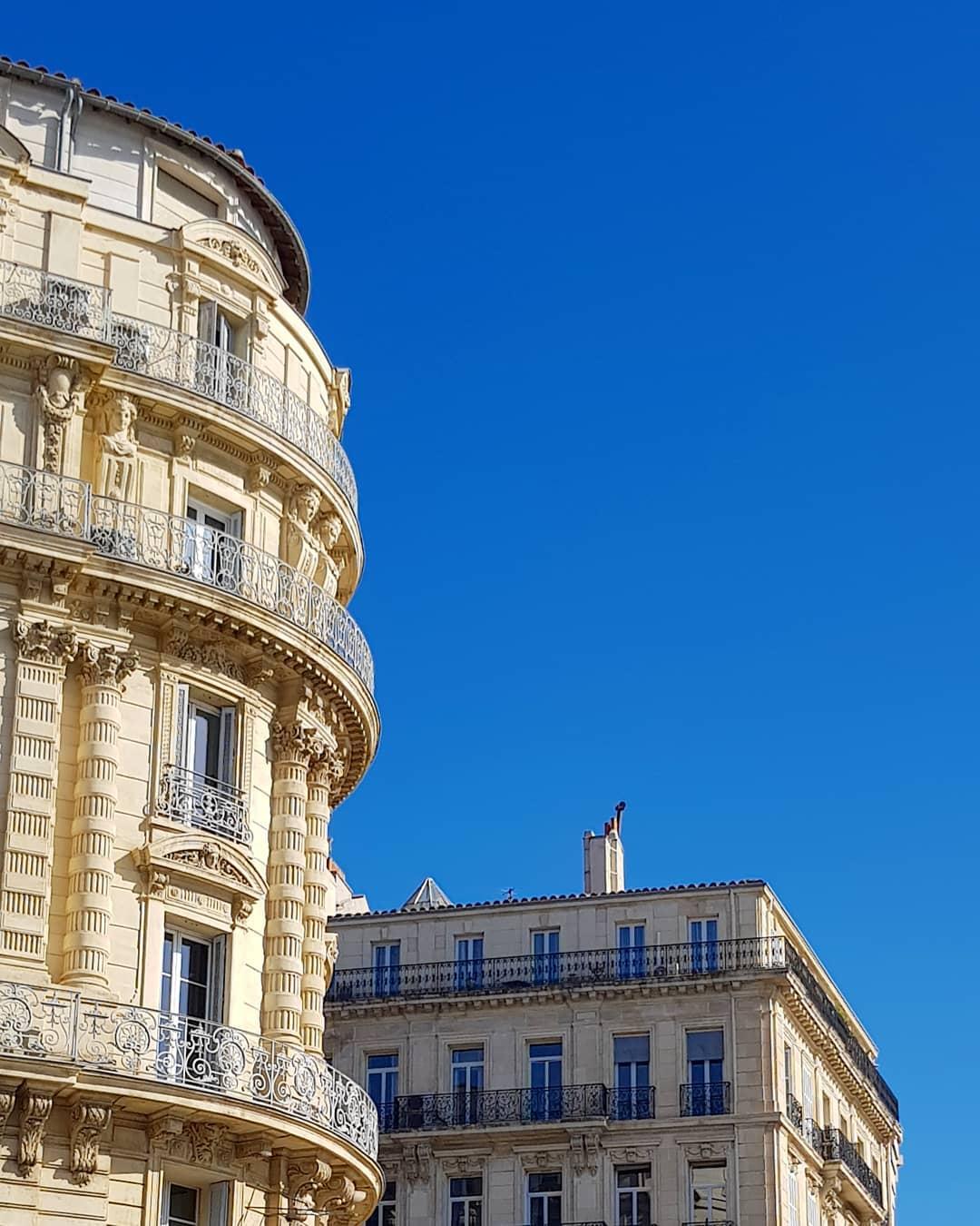 Guten Morgen Und Grüße Aus Marseille Urlaub Holiday Sun