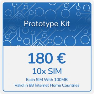 BNESIM IoT Prototype Kit