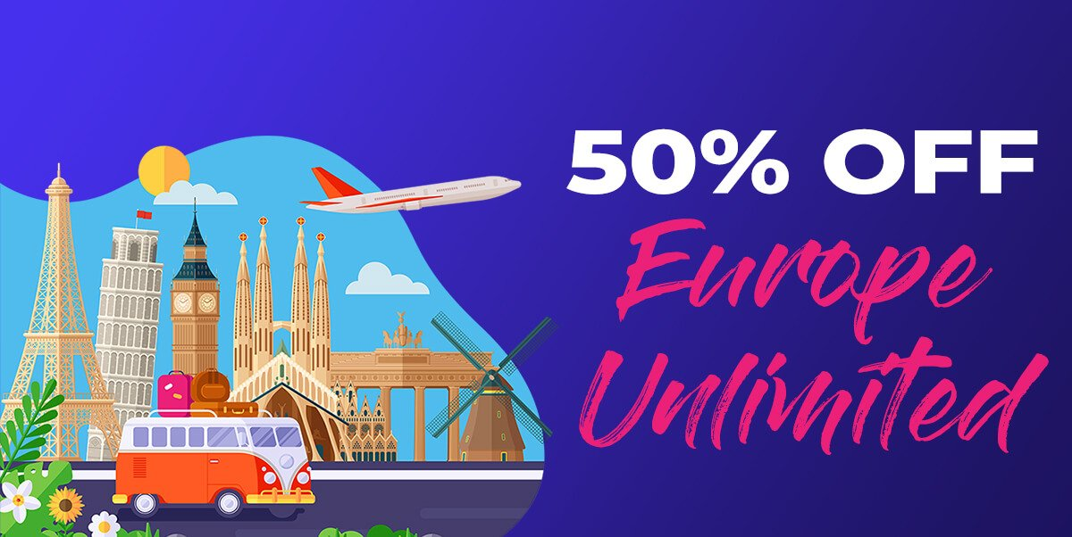 unlimited data europe